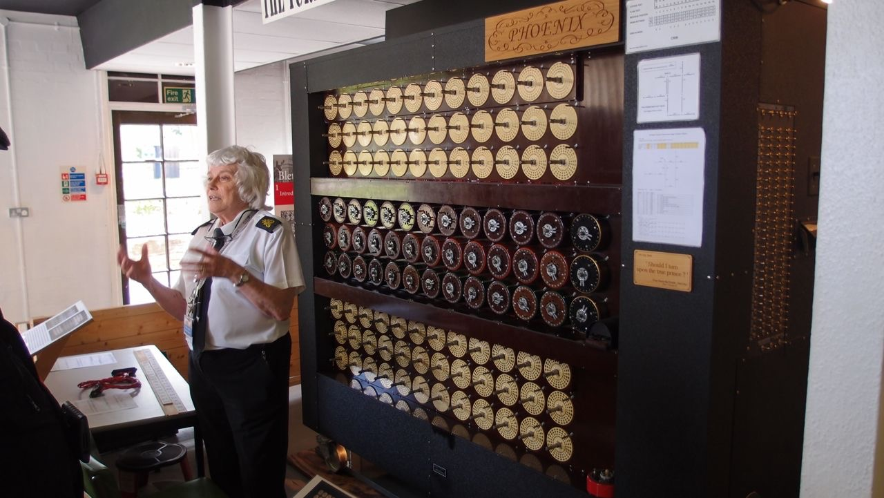 Bletchley Park GHC Outing May 2015 - 12