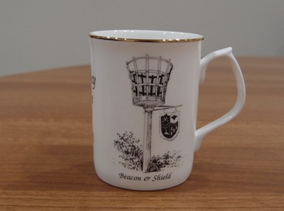 Gringley Millenium Mug 2000 with Beacon