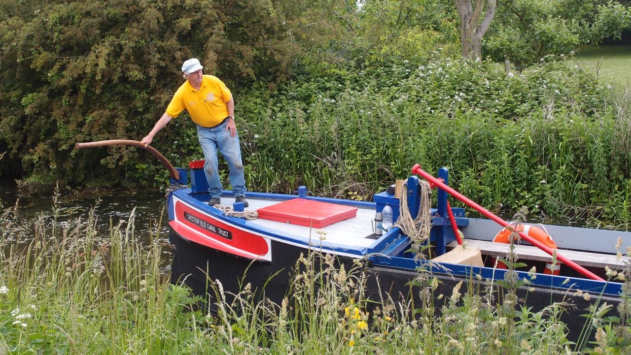 History Club Canal Boat Pull June 2016 - 04